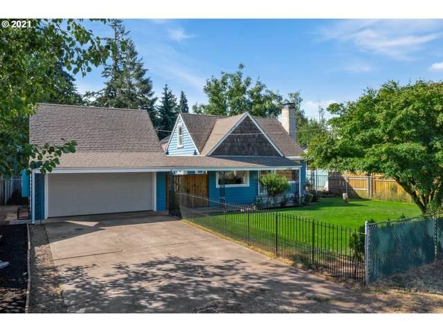 1340 NE Troy St NE, Keizer, OR 97303 (MLS #21159595) :: Keller Williams Portland Central