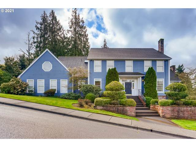 12496 NW Hartford St, Portland, OR 97229 (MLS #21159611) :: Next Home Realty Connection