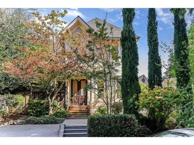 2067 NW Irving St, Portland, OR 97209 (MLS #21159635) :: The Pacific Group
