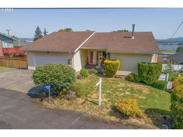 315 W D St, Rainier, OR 97048 (MLS #21159730) :: The Pacific Group