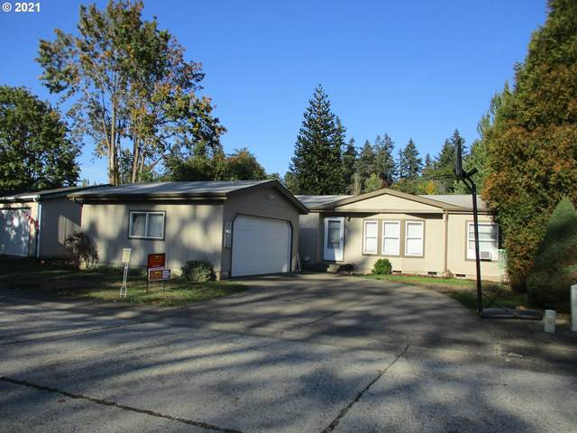 1655 S Elm St #412, Canby, OR 97013 (MLS #21159978) :: The Pacific Group