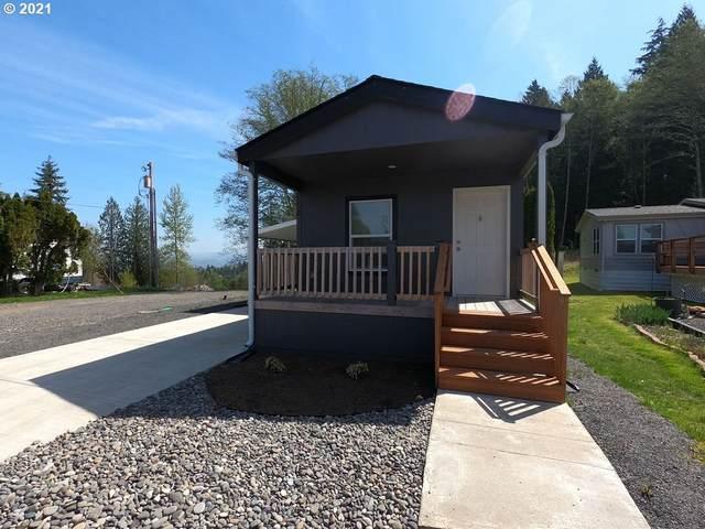 74380 Fern Hill Rd #21, Rainier, OR 97048 (MLS #21160046) :: Tim Shannon Realty, Inc.