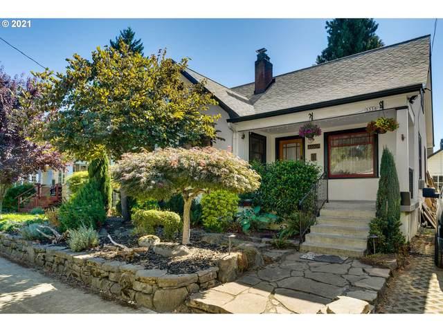 3338 NE Schuyler St, Portland, OR 97212 (MLS #21160139) :: Holdhusen Real Estate Group