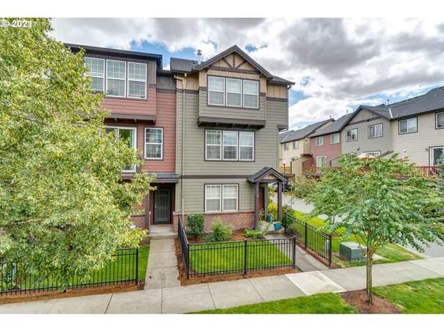 4802 SE Teakwood St, Hillsboro, OR 97123 (MLS #21160227) :: McKillion Real Estate Group
