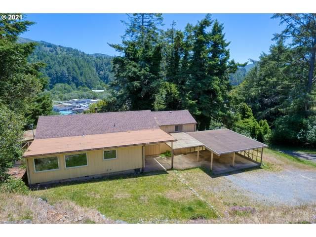 28580 Hunter Creek Loop, Gold Beach, OR 97444 (MLS #21160312) :: Real Tour Property Group