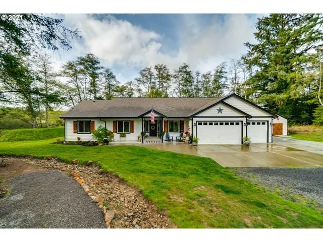 90461 Logan Rd, Astoria, OR 97103 (MLS #21160449) :: Song Real Estate