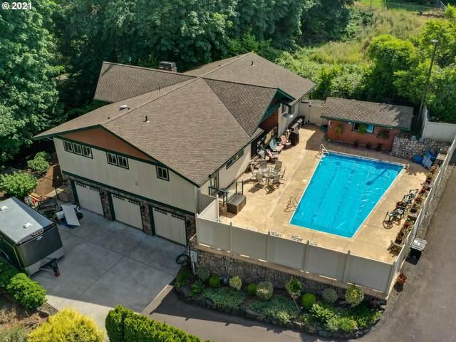 5756 SE Thiessen Rd, Milwaukie, OR 97267 (MLS #21160585) :: Lux Properties