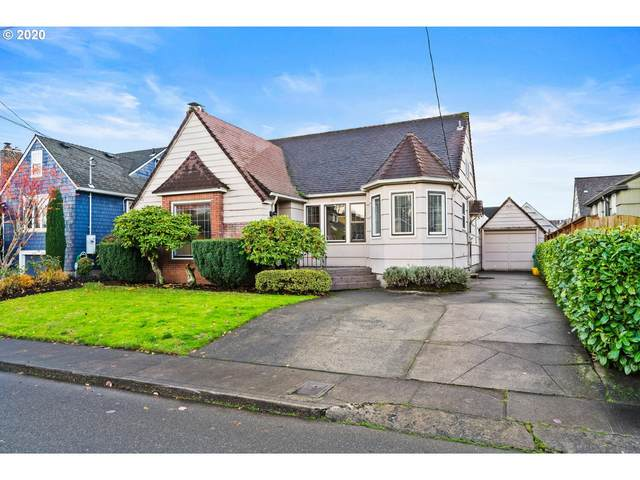 2014 NE Crane St, Portland, OR 97211 (MLS #21160638) :: Next Home Realty Connection