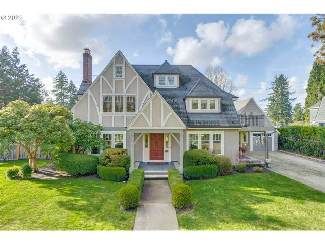1875 SE Exeter Dr, Portland, OR 97202 (MLS #21160673) :: Stellar Realty Northwest