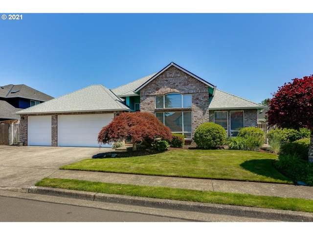 2574 NE Beech Ave, Gresham, OR 97030 (MLS #21160699) :: Real Tour Property Group
