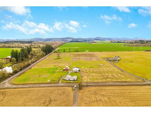 38804 Griggs Dr, Lebanon, OR 97355 (MLS #21161000) :: Beach Loop Realty