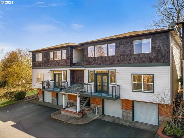 9746 SW 34TH Pl #5, Portland, OR 97219 (MLS #21161032) :: Real Tour Property Group