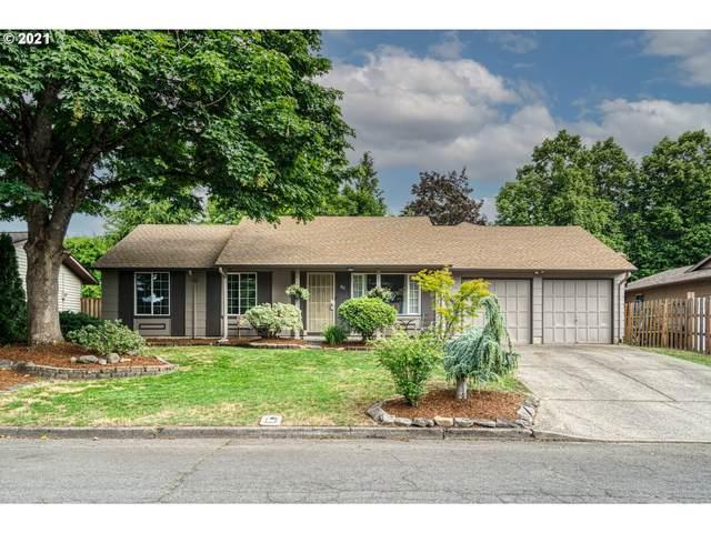 85 NE 23RD St, Gresham, OR 97030 (MLS #21161325) :: Fox Real Estate Group