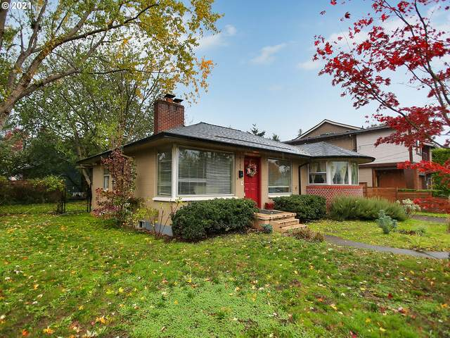 8705 N Druid Ave, Portland, OR 97203 (MLS #21161807) :: The Pacific Group