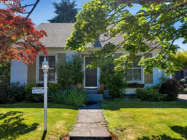6105 SE 23RD Ave, Portland, OR 97202 (MLS #21161840) :: RE/MAX Integrity