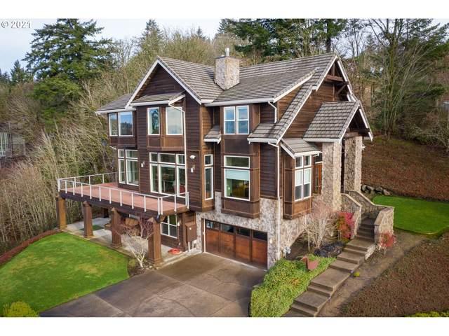 7919 NW Hawkins Blvd, Portland, OR 97229 (MLS #21162121) :: Song Real Estate