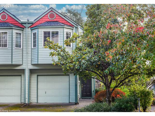 5524 S Corbett Ave, Portland, OR 97239 (MLS #21162143) :: The Haas Real Estate Team