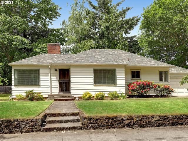 5833 SE 41ST Ave, Portland, OR 97202 (MLS #21162170) :: McKillion Real Estate Group
