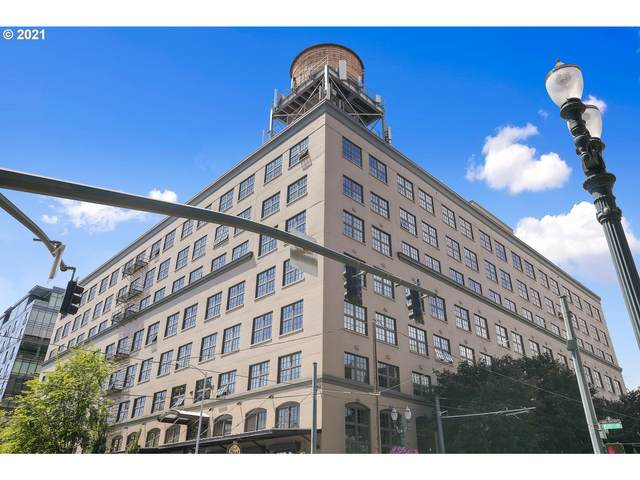 1420 NW Lovejoy St #725, Portland, OR 97209 (MLS #21162249) :: Change Realty