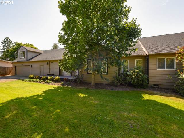 10495 SW 69TH Ave, Tigard, OR 97223 (MLS #21162263) :: Real Estate by Wesley