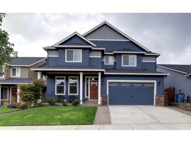 135 N 39TH Ct, Ridgefield, WA 98642 (MLS #21162356) :: Oregon Farm & Home Brokers