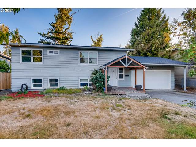 5125 SE Brookside Dr, Milwaukie, OR 97222 (MLS #21162436) :: Fox Real Estate Group