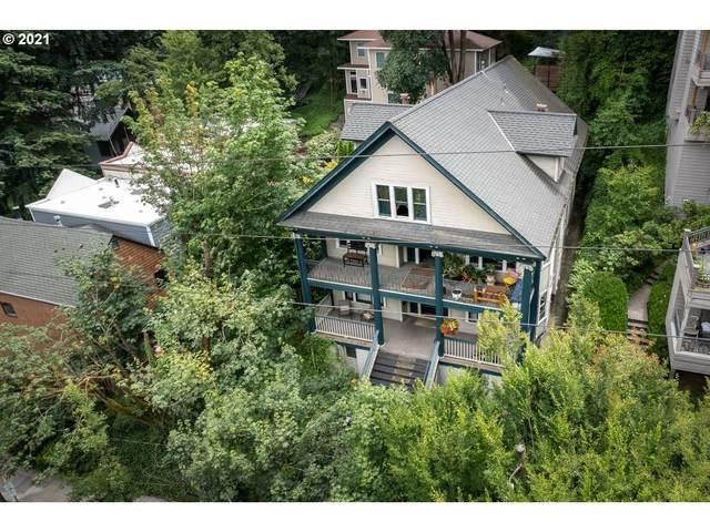 1314 SW Hall St, Portland, OR 97201 (MLS #21162509) :: Tim Shannon Realty, Inc.