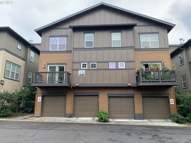 1130 SW 170TH Ave #202, Beaverton, OR 97003 (MLS #21162889) :: The Liu Group