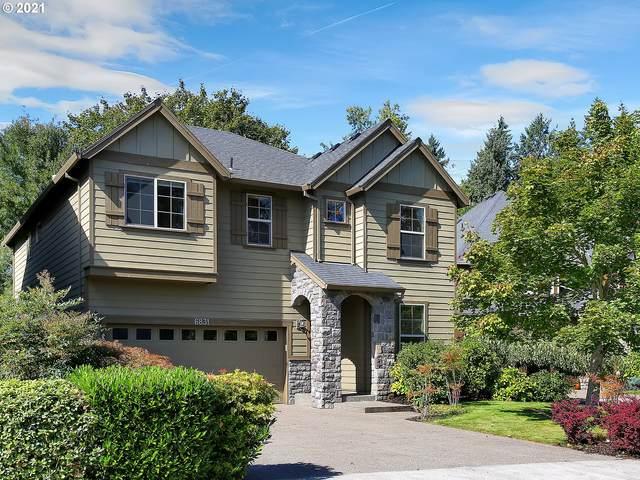 6831 NE Aldercreek Pl, Hillsboro, OR 97124 (MLS #21163172) :: Holdhusen Real Estate Group