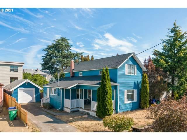 503 NE Jarrett St, Portland, OR 97211 (MLS #21163177) :: Song Real Estate