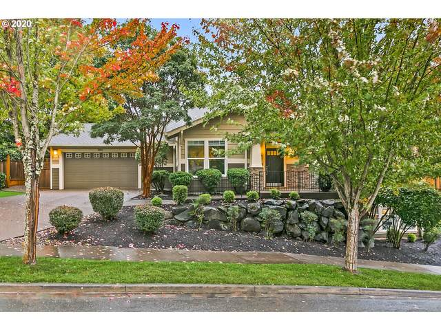 3001 Kensington Ct, West Linn, OR 97068 (MLS #21163356) :: Change Realty