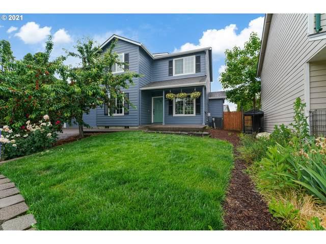 6825 Jakewood Ct, Keizer, OR 97303 (MLS #21163856) :: Townsend Jarvis Group Real Estate