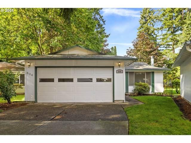 804 NE 130TH Ct, Vancouver, WA 98684 (MLS #21163906) :: Gustavo Group