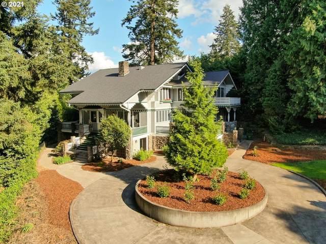 10643 S Riverside Dr, Portland, OR 97219 (MLS #21164159) :: Song Real Estate