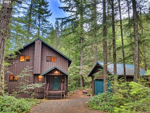 76283 E Road 29 Lot 19, Rhododendron, OR 97049 (MLS #21164190) :: Premiere Property Group LLC