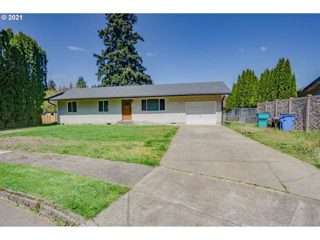 11510 NE 91ST Cir, Vancouver, WA 98662 (MLS #21164287) :: Next Home Realty Connection