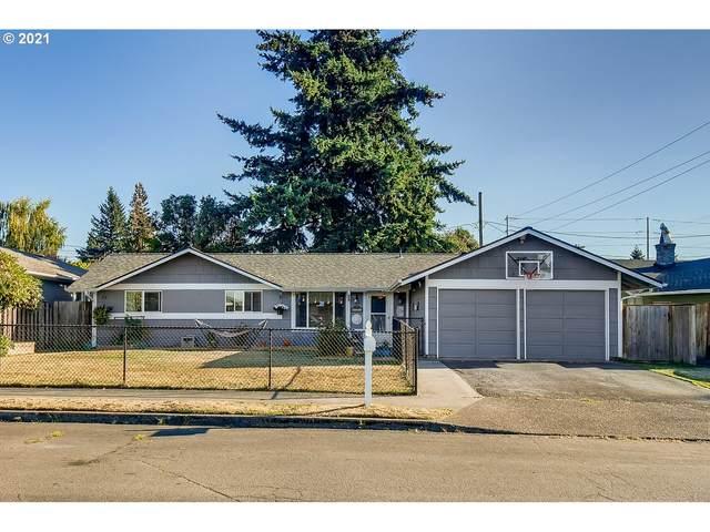 23528 SE Oak St, Gresham, OR 97030 (MLS #21164347) :: Real Estate by Wesley