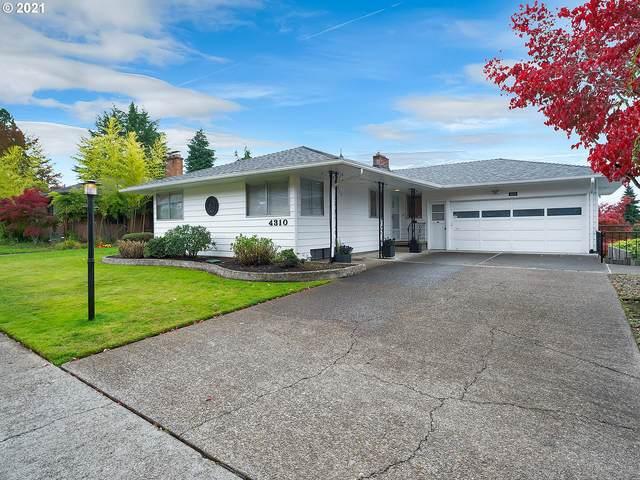 4310 SE Flavel St SE, Portland, OR 97206 (MLS #21164389) :: Keller Williams Portland Central