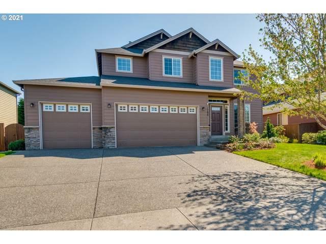 1786 Clover Ln, Woodland, WA 98674 (MLS #21164488) :: Duncan Real Estate Group