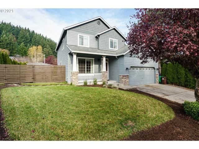 3389 SW 2ND St, Gresham, OR 97030 (MLS #21164728) :: Lucido Global Portland Vancouver