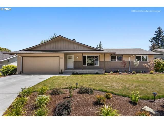 3320 SW Ridge Dr, Portland, OR 97219 (MLS #21164925) :: Stellar Realty Northwest