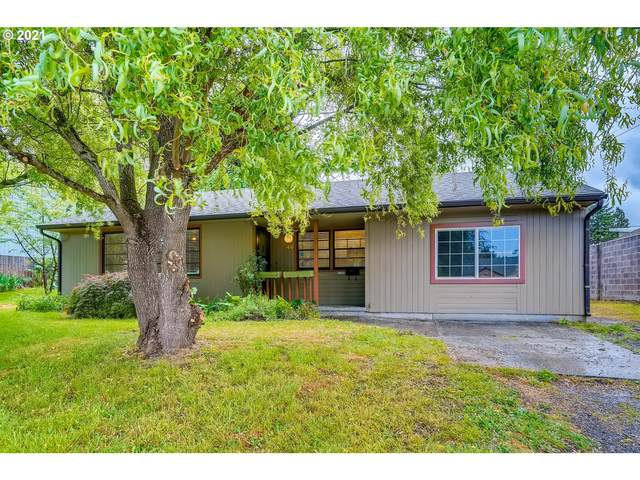 40 SE 89TH Ave, Portland, OR 97216 (MLS #21165325) :: Gustavo Group