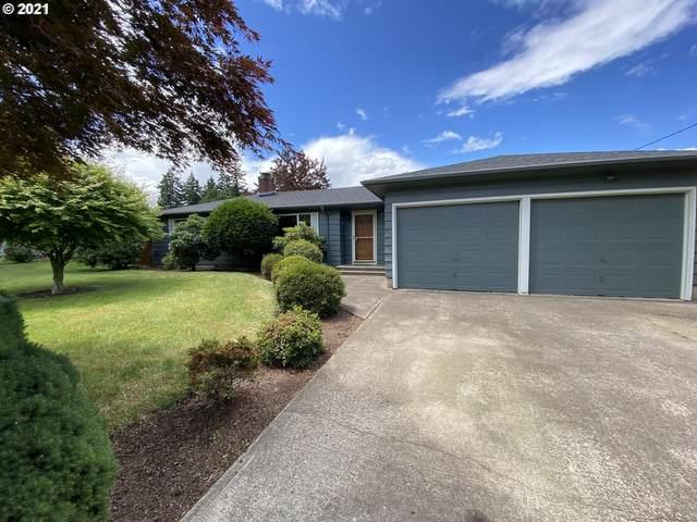 3926 Banner St, Eugene, OR 97404 (MLS #21165387) :: The Haas Real Estate Team