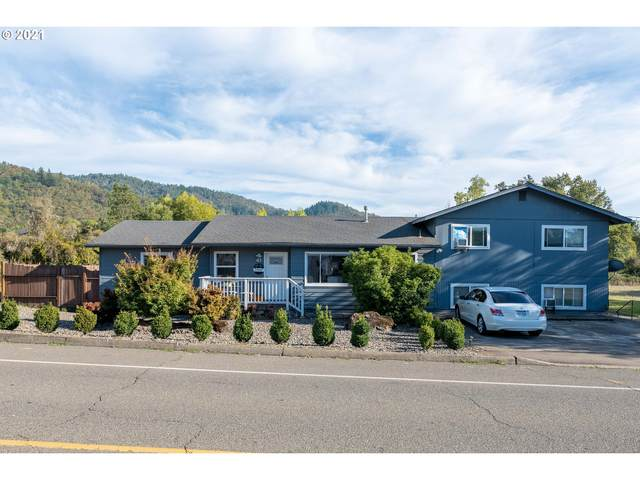 41 Page Rd, Winchester, OR 97495 (MLS #21165429) :: Keller Williams Portland Central
