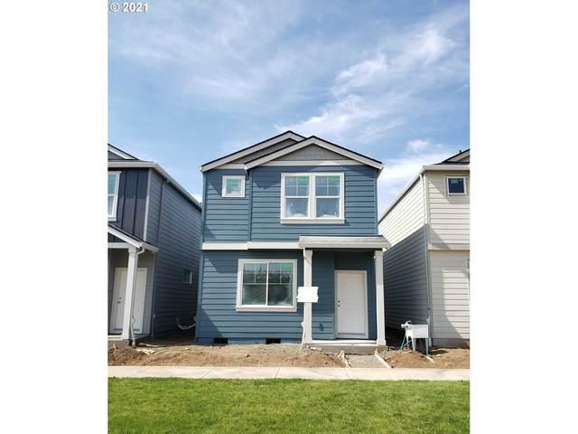 2614 NE 116TH Pl, Vancouver, WA 98684 (MLS #21165436) :: Cano Real Estate