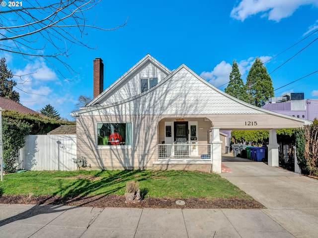 1215 SE Lexington St, Portland, OR 97202 (MLS #21165468) :: Premiere Property Group LLC
