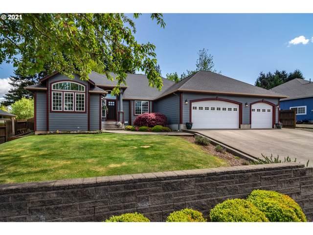 760 Fairview Loop, Cottage Grove, OR 97424 (MLS #21165609) :: Change Realty