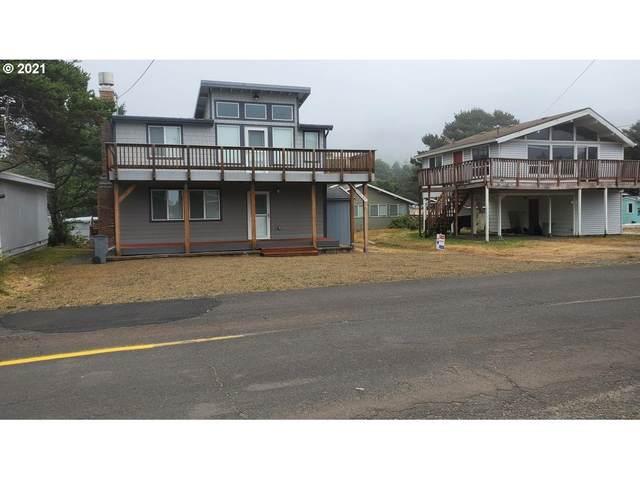 25955 Beach Dr, Rockaway Beach, OR 97136 (MLS #21166398) :: Beach Loop Realty