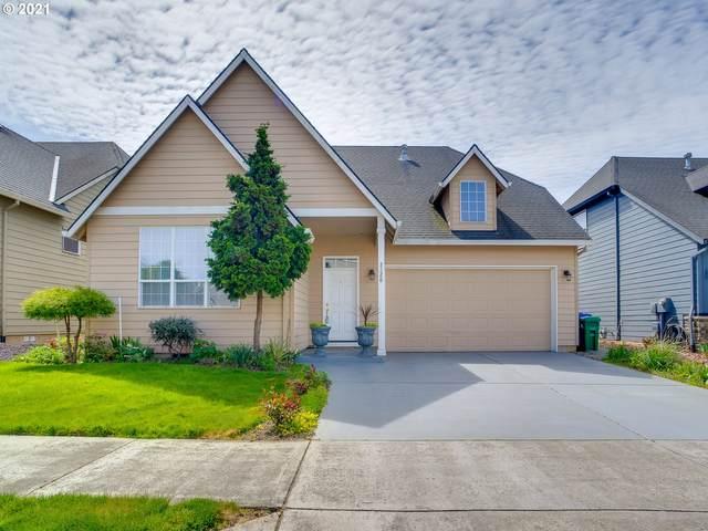 3328 SE 30TH St, Gresham, OR 97080 (MLS #21166485) :: Song Real Estate