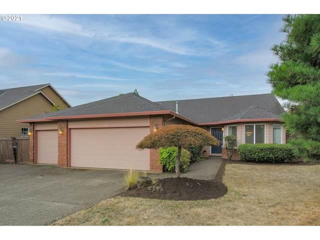 19670 Schaefer Dr, Oregon City, OR 97045 (MLS #21166605) :: Lux Properties